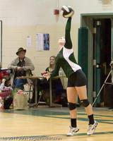 5880 Varsity Volleyball v Casc-Chr 101011
