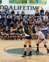 5884 Varsity Volleyball v Casc-Chr 101011