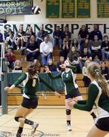 5889 Varsity Volleyball v Casc-Chr 101011