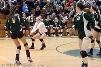5903 Varsity Volleyball v Casc-Chr 101011