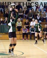 5907 Varsity Volleyball v Casc-Chr 101011