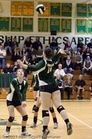 5911 Varsity Volleyball v Casc-Chr 101011