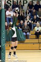 5923 Varsity Volleyball v Casc-Chr 101011