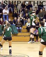 5926 Varsity Volleyball v Casc-Chr 101011