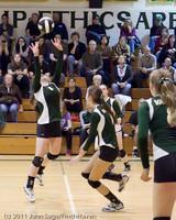 5936 Varsity Volleyball v Casc-Chr 101011