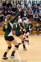 5947 Varsity Volleyball v Casc-Chr 101011