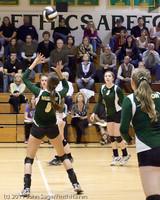 5950 Varsity Volleyball v Casc-Chr 101011