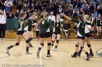 5972 Varsity Volleyball v Casc-Chr 101011