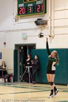 5983 Varsity Volleyball v Casc-Chr 101011