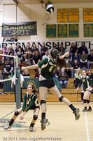 5996 Varsity Volleyball v Casc-Chr 101011