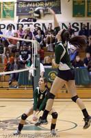 5997 Varsity Volleyball v Casc-Chr 101011