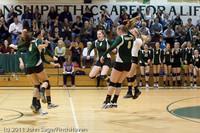 6015 Varsity Volleyball v Casc-Chr 101011