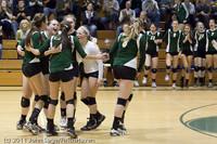6023 Varsity Volleyball v Casc-Chr 101011