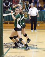 6050 Varsity Volleyball v Casc-Chr 101011