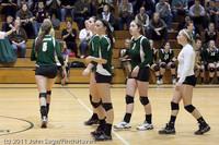 6053 Varsity Volleyball v Casc-Chr 101011