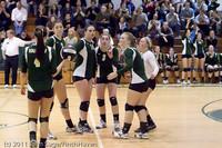 6060 Varsity Volleyball v Casc-Chr 101011