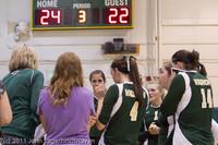 6069 Varsity Volleyball v Casc-Chr 101011