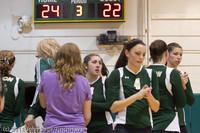6077 Varsity Volleyball v Casc-Chr 101011