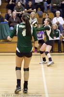 6088 Varsity Volleyball v Casc-Chr 101011