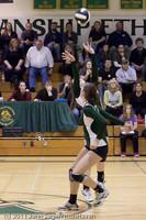 6135 Varsity Volleyball v Casc-Chr 101011