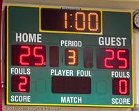 6152 Varsity Volleyball v Casc-Chr 101011