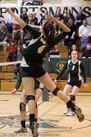 6161 Varsity Volleyball v Casc-Chr 101011