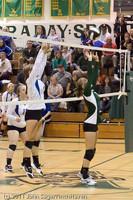 6194 Varsity Volleyball v Casc-Chr 101011