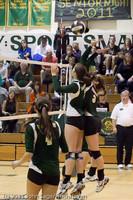 6196 Varsity Volleyball v Casc-Chr 101011