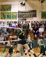 6211 Varsity Volleyball v Casc-Chr 101011