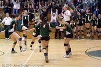 6222 Varsity Volleyball v Casc-Chr 101011