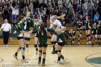 6224 Varsity Volleyball v Casc-Chr 101011
