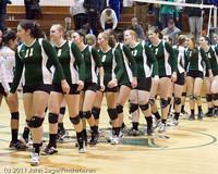 6320 Varsity Volleyball v Casc-Chr 101011