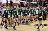 6332 Varsity Volleyball v Casc-Chr 101011