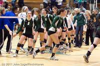 6340 Varsity Volleyball v Casc-Chr 101011