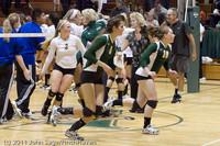 6350 Varsity Volleyball v Casc-Chr 101011