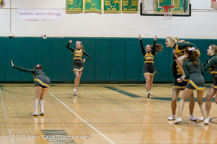 5671 VHS Cheer at Basketball v CWA 020513