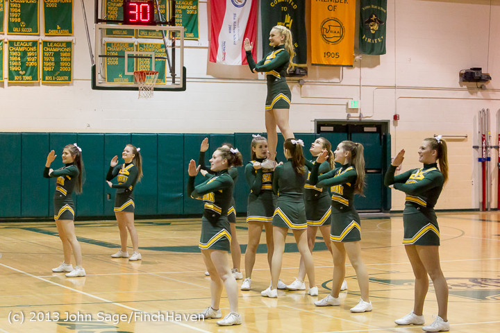 5693 VHS Cheer at Basketball v CWA 020513