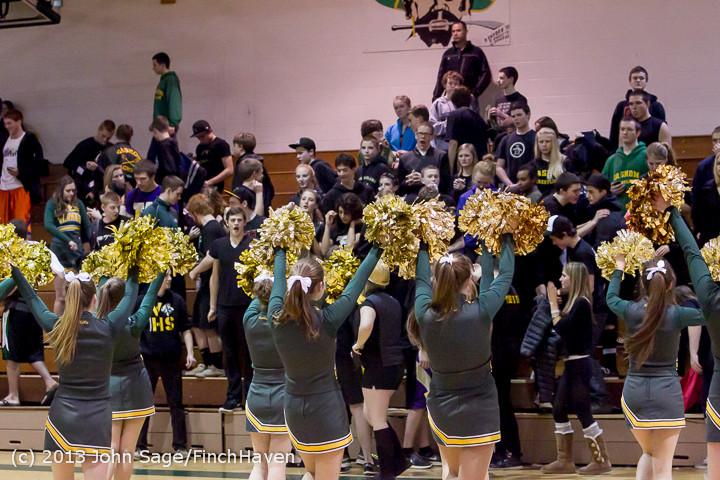 9215 VHS Cheer at Basketball v CWA 020513