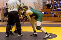 1641 VHS Wrestling at Sub-Regionals 020213