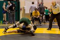 1649 VHS Wrestling at Sub-Regionals 020213