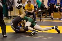 1660 VHS Wrestling at Sub-Regionals 020213