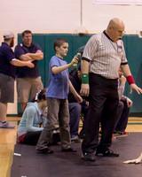 1717 VHS Wrestling at Sub-Regionals 020213