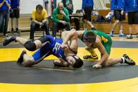 1723 VHS Wrestling at Sub-Regionals 020213