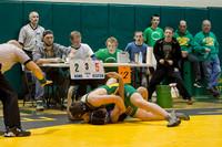 1793 VHS Wrestling at Sub-Regionals 020213