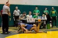 1799 VHS Wrestling at Sub-Regionals 020213