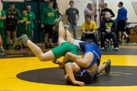 1801 VHS Wrestling at Sub-Regionals 020213
