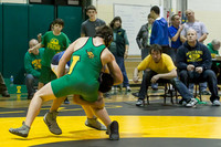 1803-b VHS Wrestling at Sub-Regionals 020213