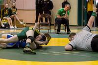 1868 VHS Wrestling at Sub-Regionals 020213