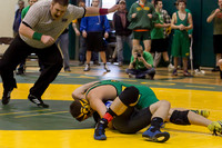 2022 VHS Wrestling at Sub-Regionals 020213