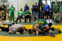 2044 VHS Wrestling at Sub-Regionals 020213